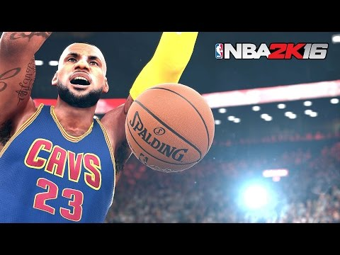 NBA 2K16 THE BEST of Cleveland Cavaliers vs Toronto Raptors GAME 6