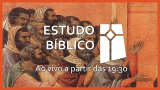 Estudo Bíblico - Mateus 23.1-39 (04/03/2021)
