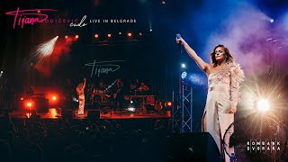 Tijana Bogicevic - Hajde Onda Nista ( LIVE @ Kombank Dvorana)