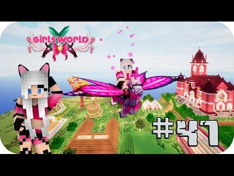 CONSIGUIENDO EL CABALLO HADA!!! -  Girl's World  Ep 47 Minecraft