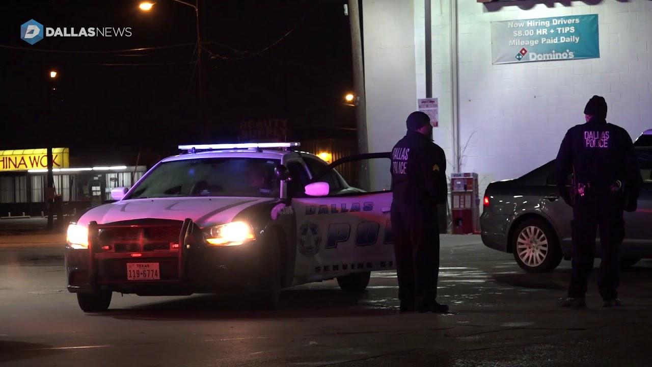Armed robbers strike 7-Eleven in East Oak Cliff, shoot store clerk's friend