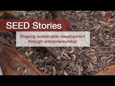 Green Bio Energy - SEED Low Carbon Winner 2014, Uganda