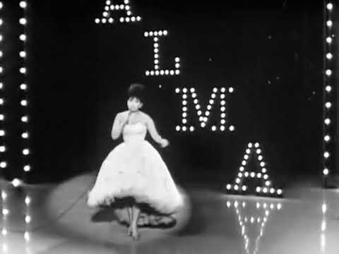 Alma Cogan - Tennessee Waltz (with Lennon's introduction)