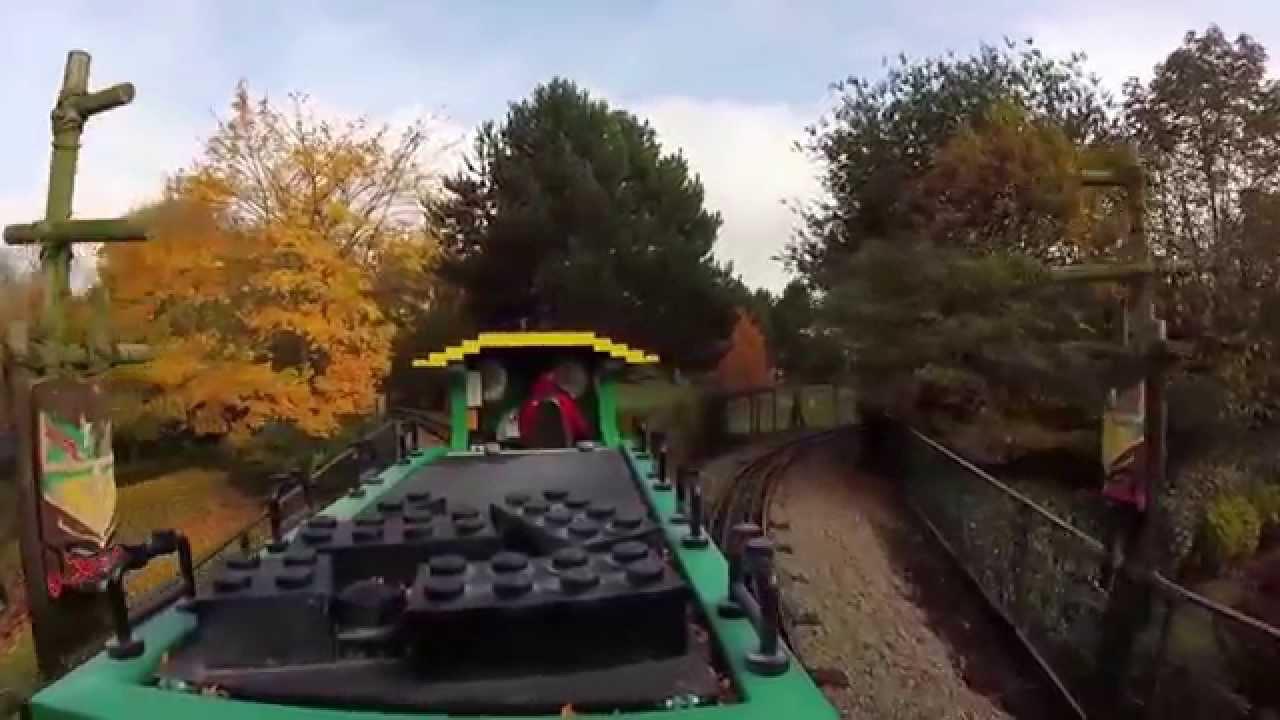 Legoland Heartlake City Express - A tour round on the Lego ...
