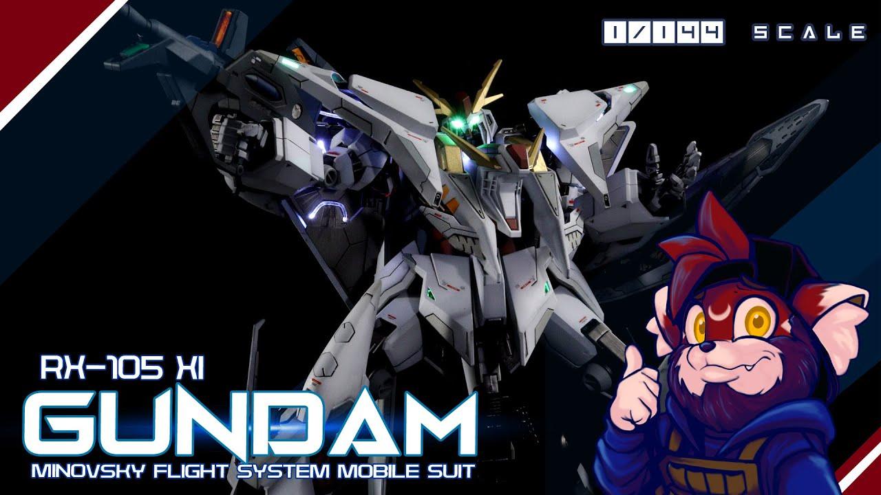 Download #newtype #Otakubuilder RX-105 XI Gundam Hathaway  [4K]