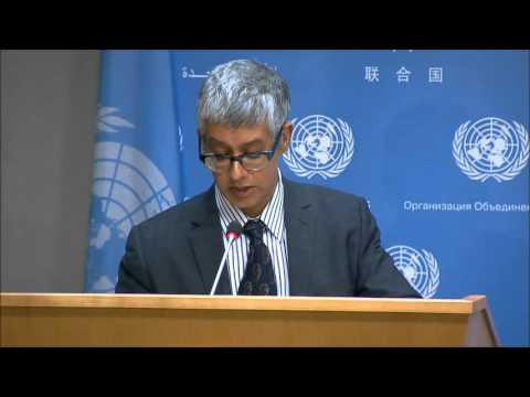 ICP Asks UN Why All-Male Panel on Human Rights Day, Of Scam in DRC, UNpaid in Lubumbashi