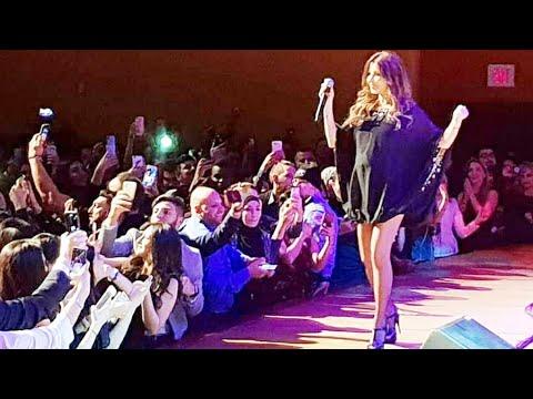 Nancy Ajram Washington Concert نانسي عجرم سحرت جمهور واشنطن و تشعل المسرح