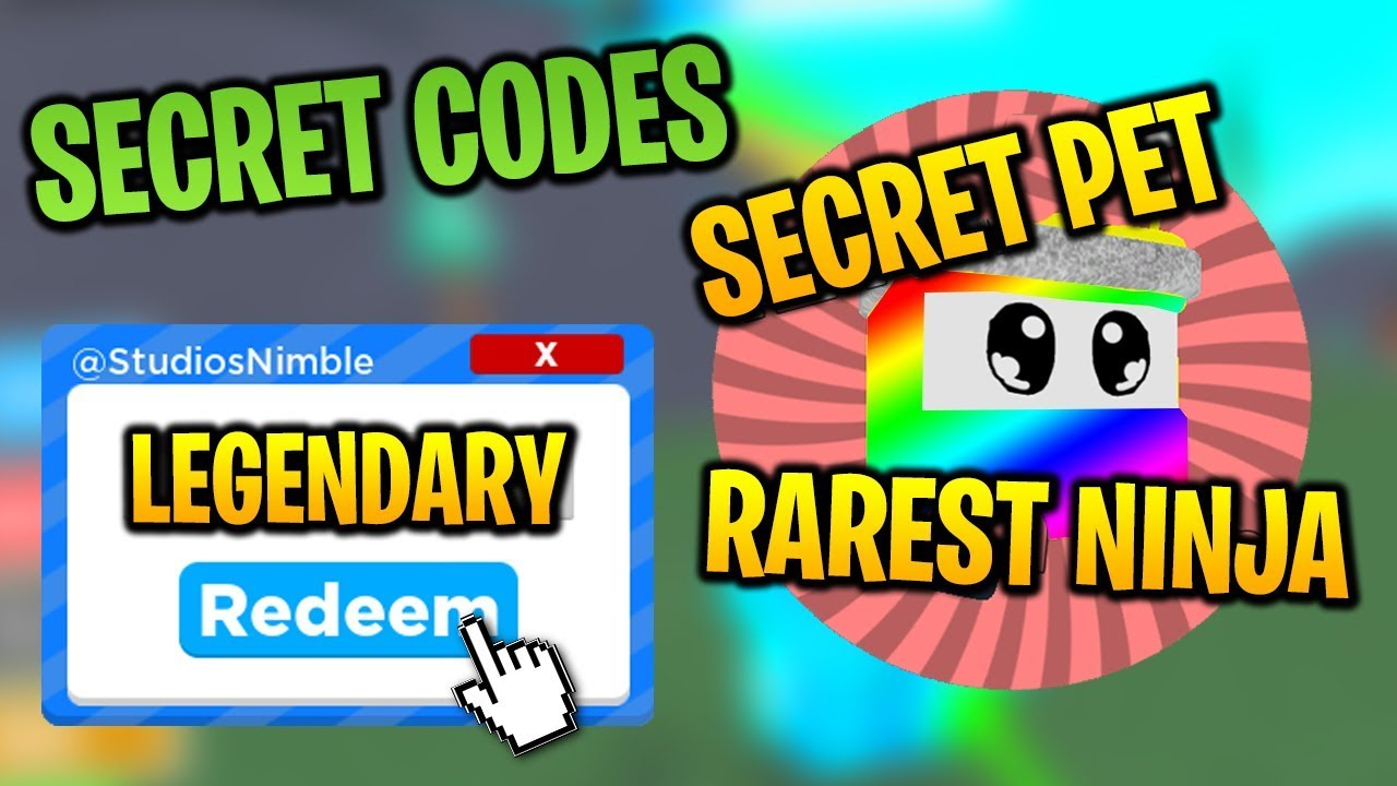 New Epic Updated Codes For Ninja Masters Roblox Youtube