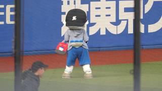 プロ野球のマスコットが面白い モチベーションのひとつなので、もしよろ...
