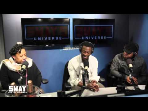Aldis Hodge Speaks on Learning to Rap for