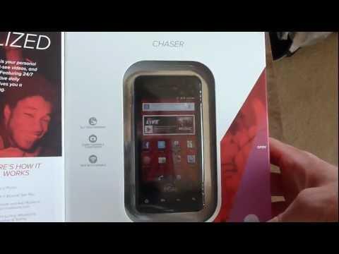 PCD Chaser Unboxing (Virgin Mobile)