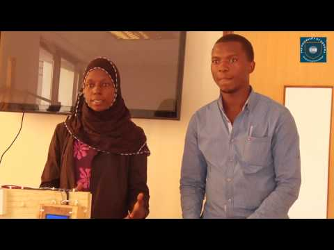 Electric Power Units Distribution System, Final Year Project 2016 - The University of Dodoma
