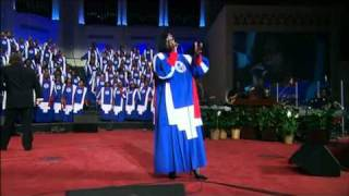 Watch Mississippi Mass Choir You Rescued Me video
