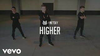 Смотреть клип Jauz X Netsky - Higher