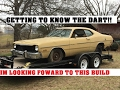 GETTING TO KNOW MY DODGE DART SPORT