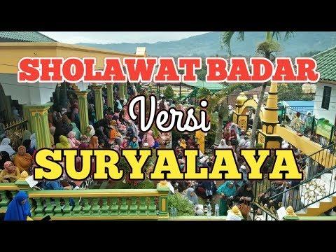 Lagam Sholawat Badar Versi Suryalaya