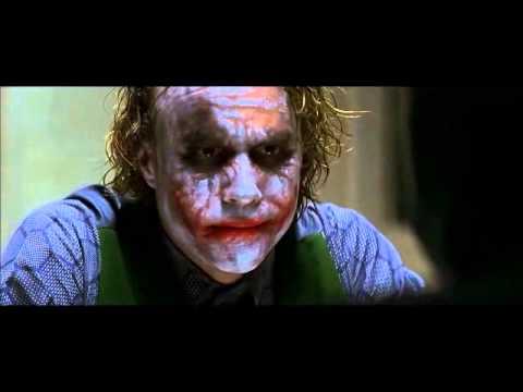 Antisocial Personality Disorder - Joker