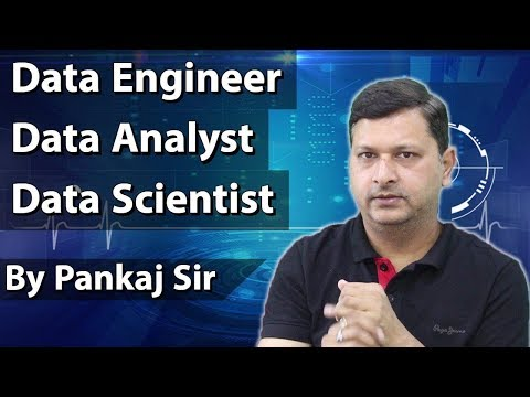 Data Engineer, Data Analyst & Data Scientist - Explained by an expert in simple language