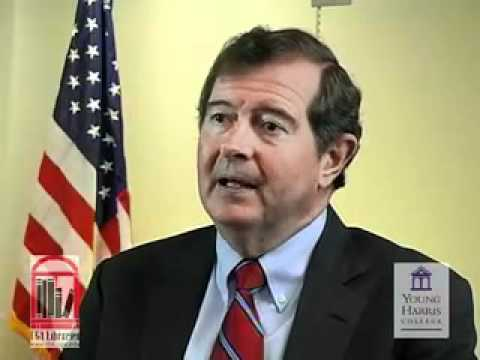 "George ""Buddy"" Darden, Reflections on Georgia Politics"