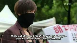Video [City Hunter] Lee Min Ho Fight Scene (Episode 16) download MP3, 3GP, MP4, WEBM, AVI, FLV Agustus 2018
