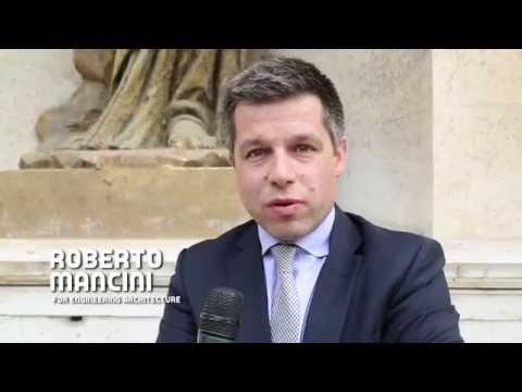 Intervista a Roberto Mancini - FOR ENGINEERING ARCHITECTURE - Roma 23 Aprile 2015