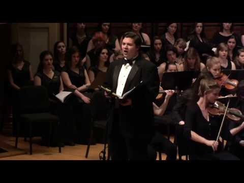 "Handel's ""Messiah"" - Lawrence Symphony Orchestra & Choirs - April 21, 2017"