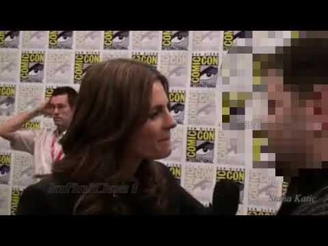 Stana Katic, Interviu Comic Com