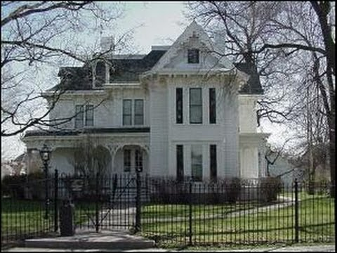 Real haunted houses:President Truman's House, Independence, Missouri