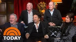 'Godfather' Reunion: Al Pacino, James Caan, Robert Duvall Reveal Secrets | TODAY