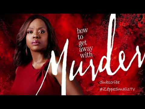 """How To Get Away With Murder 5X15 Soundtrack """"Intro- SNOW CULTURE"""""""