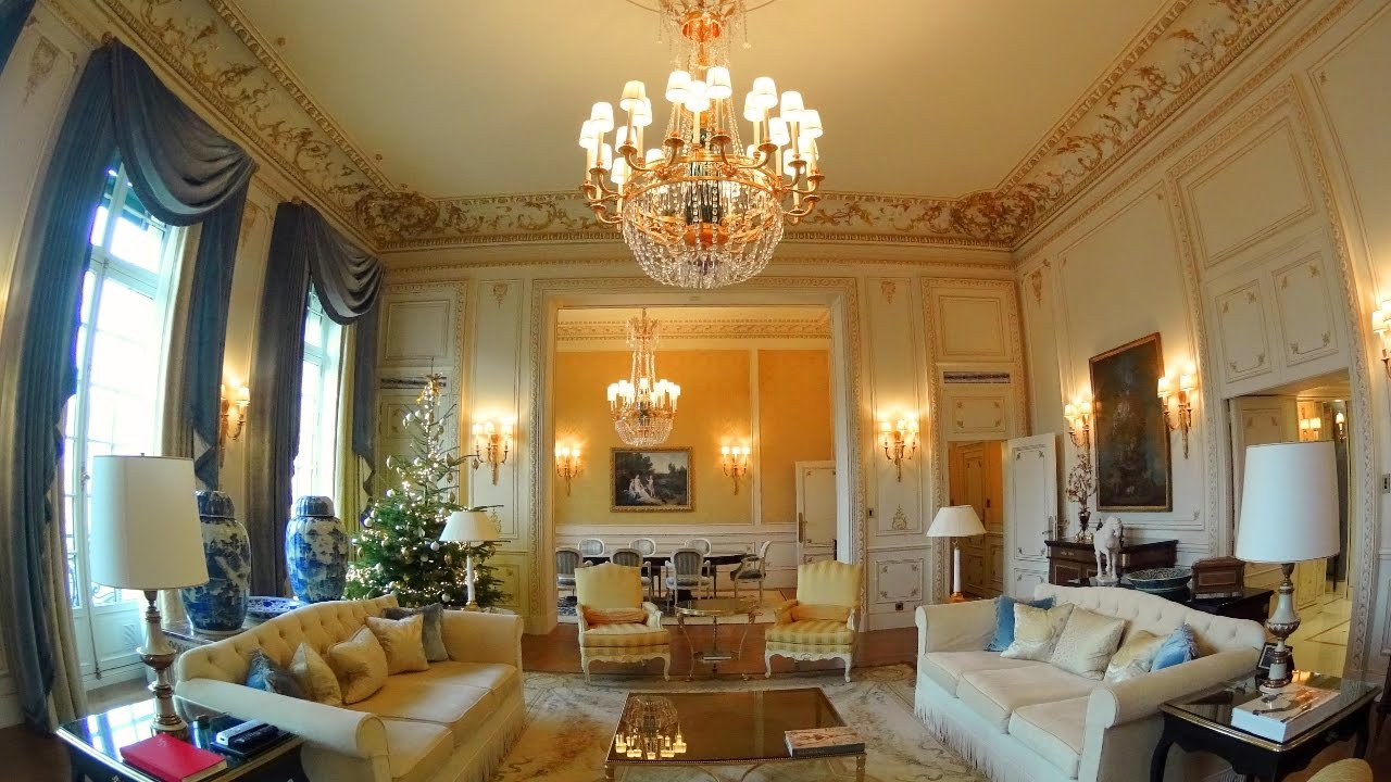 Check Out The Most Expensive Hotel Suite In Paris