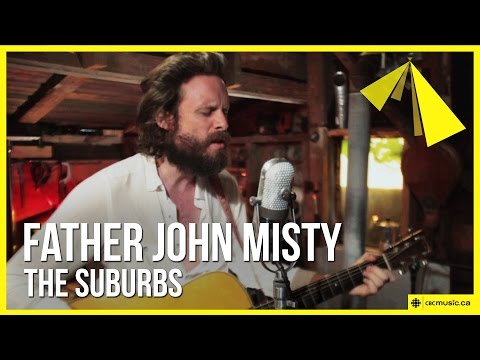 Father John Misty covers Arcade Fire's 'The Suburbs'