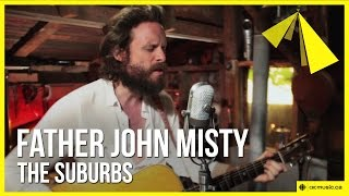 Father John Misty covers Arcade Fire