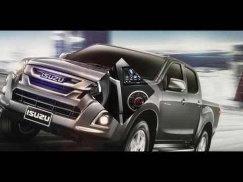 2018 ISUZU All-New DMAX Interior - YouTube