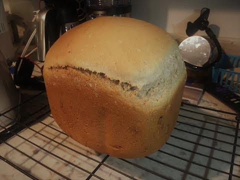 Baking Apple Walnut Bread In The Bread Machine | Homestead Recipes
