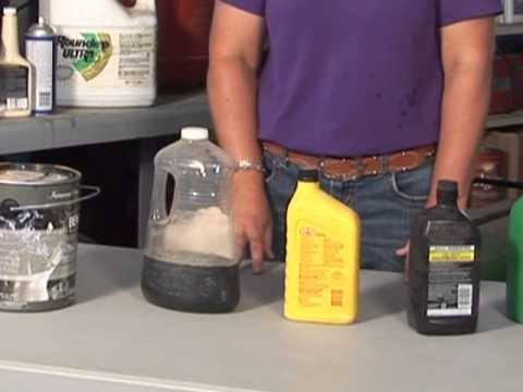 Dispose Household Hazardous Waste Safely