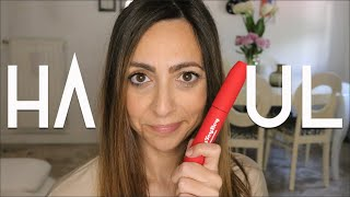 haul beauty manicure e mascara | AnnalisaSuperStar