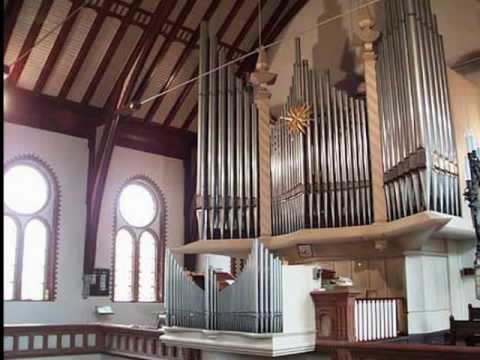 Steinmeyer organ, Haugesund (1955 - 2003).