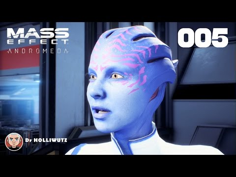 Mass Effect: Andromeda #005 - Die Nexus kennenlernen [PS4] Let's play Mass Effect