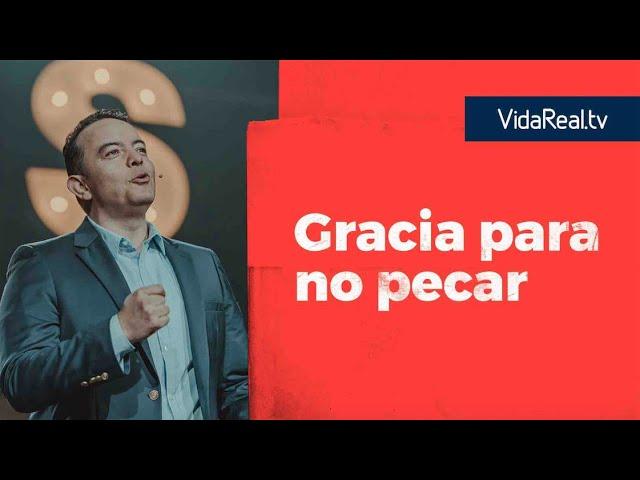 Gracia para no pecar. | Entrada Gratis | Pastor Rony Madrid