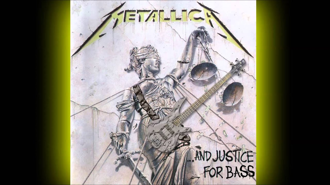 metallica and justice for all full remastered album with bass youtube. Black Bedroom Furniture Sets. Home Design Ideas