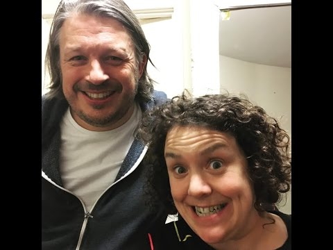 Jess Thom - Richard Herring's Leicester Square Theatre Podcast #130