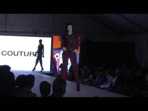 KW Couture at 2018 Philadelphia Fashion Week clip