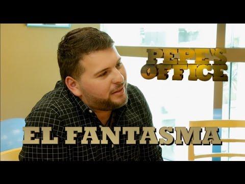 EL FANTASMA SE APARECE EN LA OFICINA - Pepe's Office