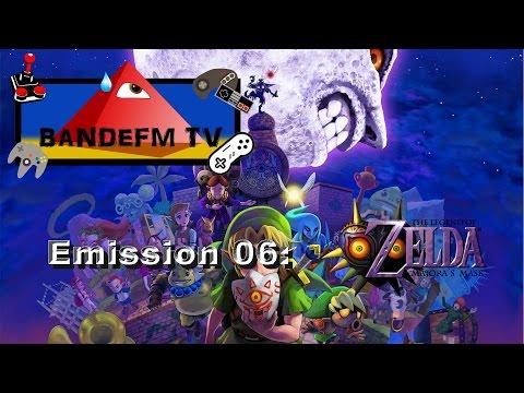 Emission 06: The Legend Of Zelda: Majora's Mask (N64) (FR)
