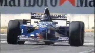 1995 EDS Grand Prix of Australia - Adelaide [Part 10]