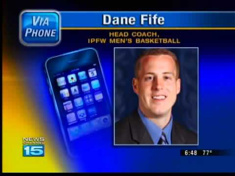 Dane Fife Talks about Knight