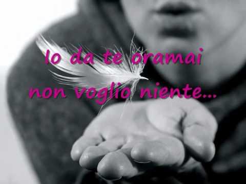 Niente .... (Alessandra Amoroso ) wmv