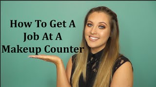 How To Get A Job At A Makeup Counter   Inglot