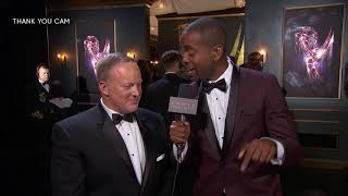 69th Emmys Thank You Cam: Sean Spicer